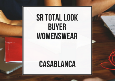 Total Look Buyer Womenswear