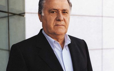 Amancio Ortega, the history of the richest man in the world
