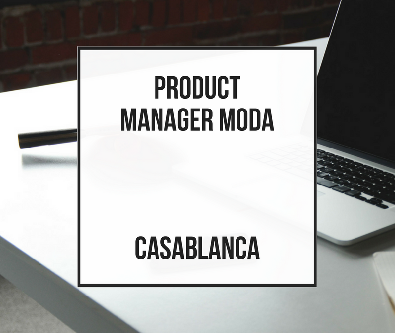Product Manager Moda