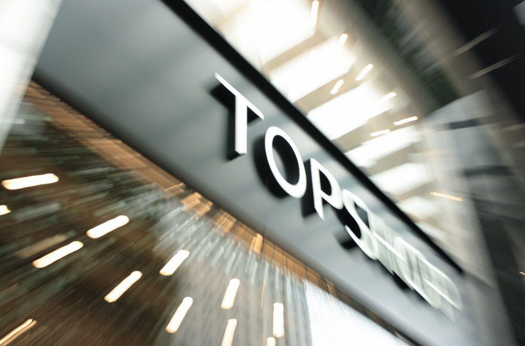 TOPSHOP also fails in Spain.
