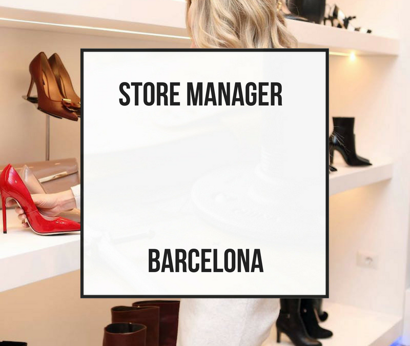 Store Manager – Barcelona