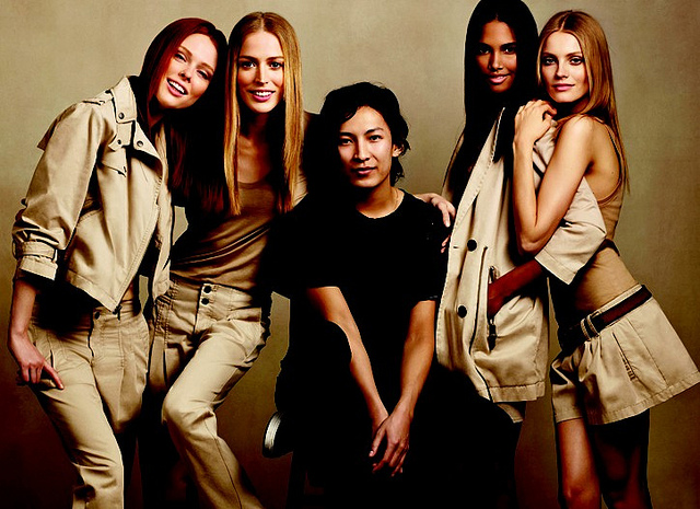 Alexander Wang will not parade in New York.