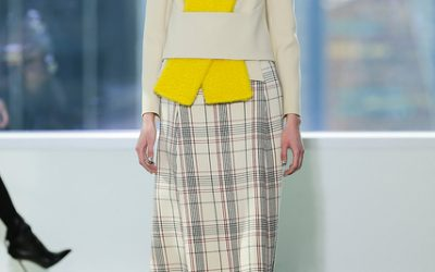 New collection of Delpozo
