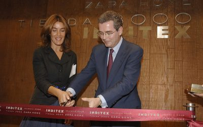 There is Inditex for a long.