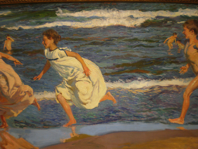Sorolla: modernity, feminism and fashion.