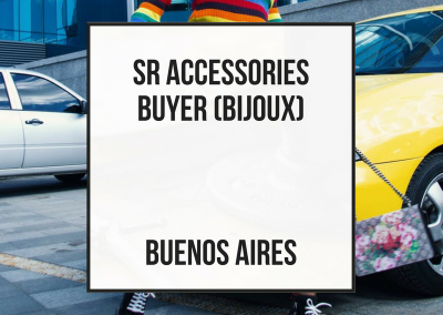 Sr Accessories Buyer – Bijoux