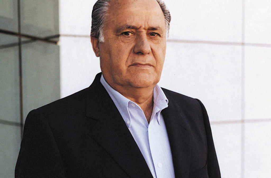 Amancio Ortega, history of the richest man in the world