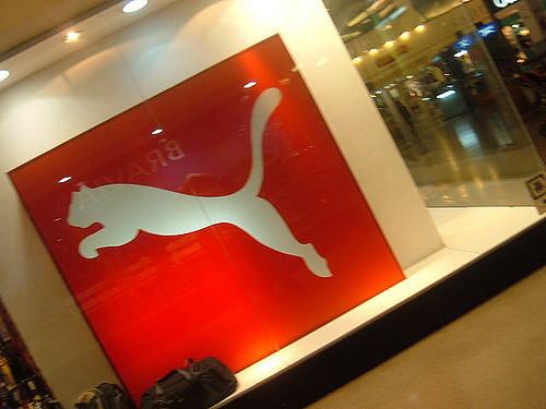 Shantell y Puma.