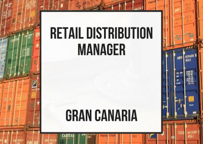 Director de Retail y Canales de Distribución – Gran Canaria