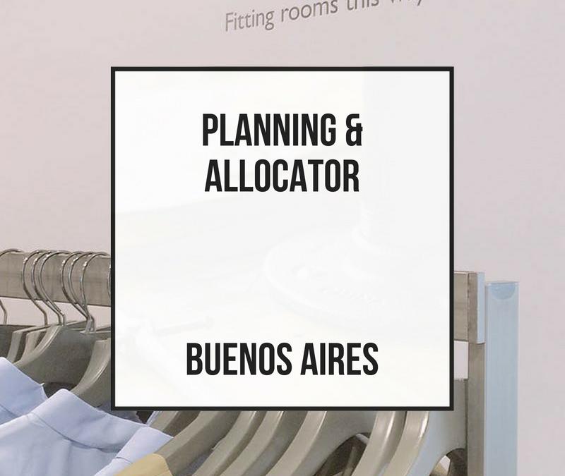 Gerente de Planificación – Buenos Aires, Argentina