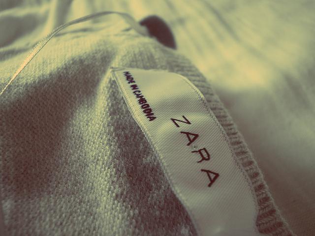 Zara incluye una modelo de 45 años en plantilla.
