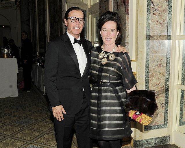 The controversial disappearance of Kate Spade.