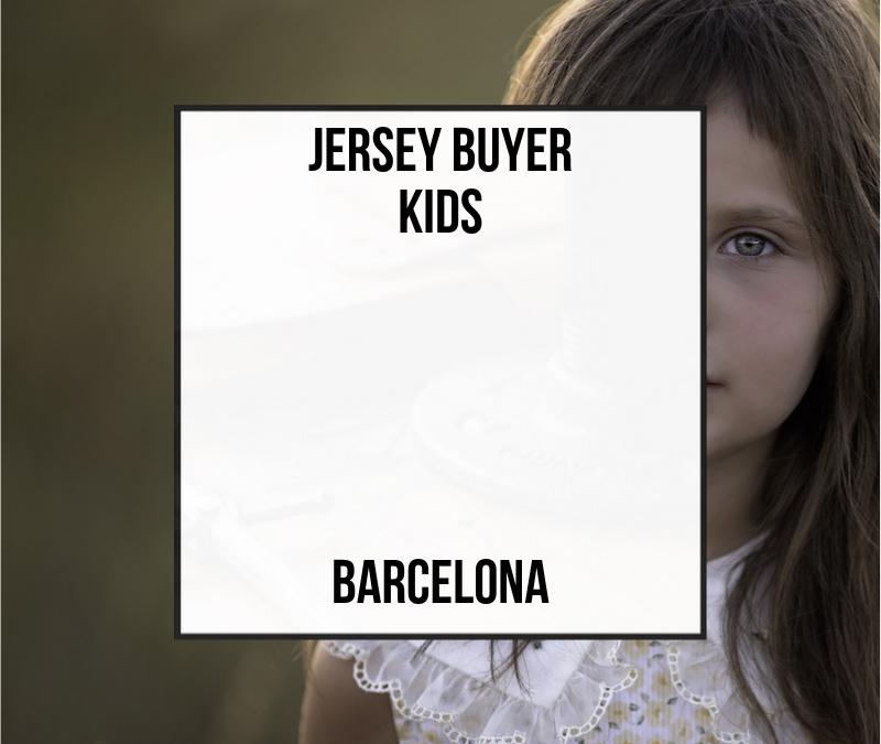 Jersey Buyer Kids – Barcelona