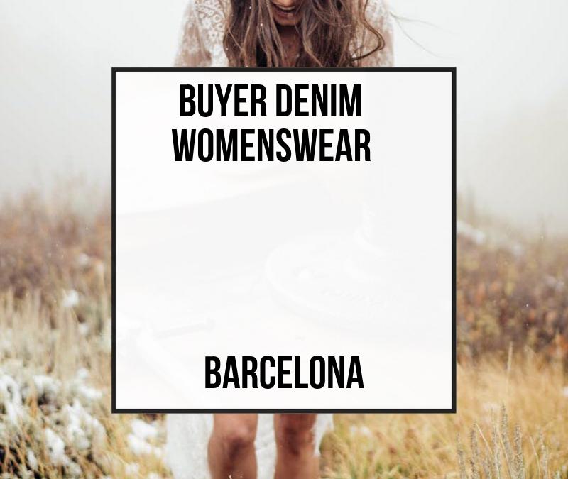 Buyer Denim Barcelona