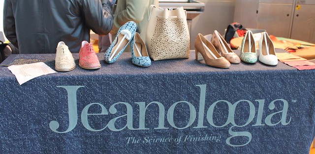 Jeanologia and the new textile technology.